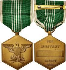 Medal United-States <b>Army Commendation</b> Medal, <b>Good Quality</b> ...