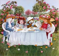 Image result for tea party images