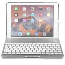 Cooper NoteKee F8S Clamshell <b>Backlit Keyboard Case</b> for Apple ...