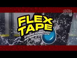 Клейкая <b>лента</b> Flex <b>Tape</b> - YouTube