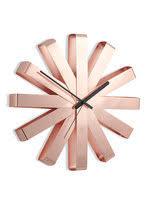 <b>Часы настенные Ribbon</b>, <b>медь</b> купить в Белгороде по цене 4900 ...
