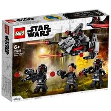 «<b>Конструктор LEGO Star Wars</b> 75226 <b>Конструктор</b> Боевой набор ...