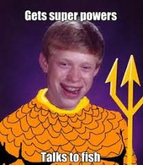 Bad Luck Brian on Pinterest | Meme, Overly Attached Girlfriend and ... via Relatably.com