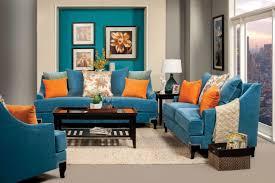 blue sofas living room: blue fabric sofa sets living room blue leather sofa