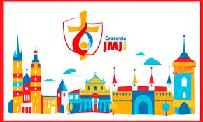 Resultado de imagen para logo jmj cracovia 2016