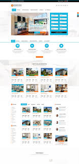 real estate website themes templates premium templates it also allows agents to edit their profile right from frontend their detail and property listing