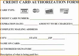 doc credit card authorization form template com 1088780 credit card authorization form template