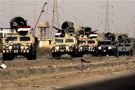 Image result for بغداد به رغم فشارهای آمریکا،  مجوز مشارکت بسیج در عملیات آزادسازی موصل را صادر کرد