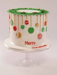 528 Best Christmas Cake Designs images in 2019 | Christmas cake ...