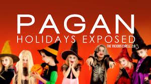 <b>Halloween</b>, <b>Christmas</b>, <b>Easter</b>, all Pagan Holidays Exposed | TVC2.0 ...