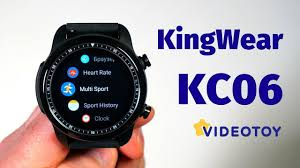 Смарт <b>часы KingWear KC06</b> Android Smartwatch - YouTube