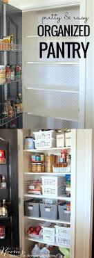 Kitchen Pantries 17 Best Ideas About Pantry Makeover On Pinterest Pantries