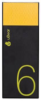 Купить <b>Аккумулятор uBear Light</b> 6000 по выгодной цене на ...