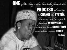 Black History Month: Quotes | Ella Baker | photoMojo | WKBN.COM via Relatably.com