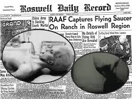 「1947, Roswell Incident」の画像検索結果