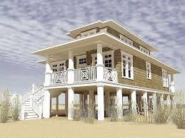 Beach House Plans  amp  Coastal Home Plans   The House Plan Shop    Beach House Plans  amp  Coastal Home Plans   The House Plan Shop