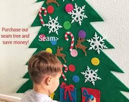 <b>Felt christmas tree</b> for toddlers | Etsy