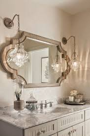 decor french country decorating bathroom mirror