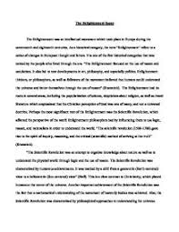 bill clinton essay   a level history   marked by teachers comthe enlightenment essay