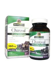 Shop Nature's Answer <b>Charcoal Activated Purified Carbon</b> 560 mg ...