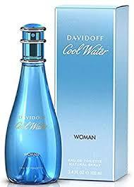 <b>Davidoff Cool Water</b> Femme Eau de Toilette - 100 ml: Amazon.de ...