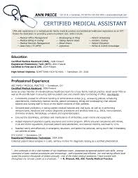 Objective For Medical Resume  medical resume samples resume     resume template teacher assistant resume samples