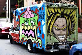 Uhaul Truck S U Haul A San Francisco Citizen