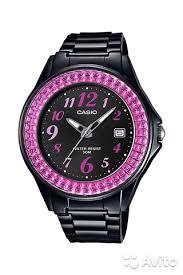 <b>Часы</b> женские <b>Casio LX</b>-<b>500H</b>-<b>1B</b> купить в Москве на Avito ...