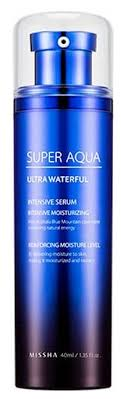 Missha Super Aqua Ultra Waterful Intensive <b>Serum</b> Интенсивная ...