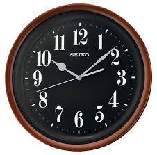 Купить <b>Часы настенные</b> кварцевые <b>SEIKO QXA550Z</b> по выгодной ...