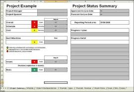 Management Report Template Word  daily project status report     SlideShare