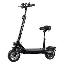 FLJ C11 1200W 10inch wheel Electric Scooter with seat electric bike ...