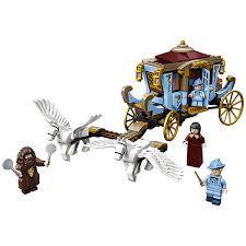 """Конструктор <b>Lego</b> """"<b>Карета</b> школы Шармбатон. Приезд в Хогвартс"""""""