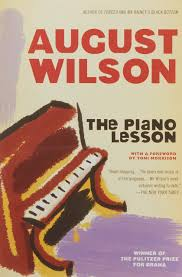 the piano lesson wilson com books