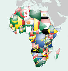 Image result for africa map