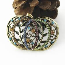<b>Free shipping</b> new <b>fashionable</b> woman encrusted jewels pumpkin ...