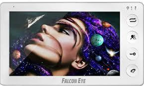 Купить <b>Видеодомофон Falcon Eye Cosmo</b> Белый дешево, цена ...