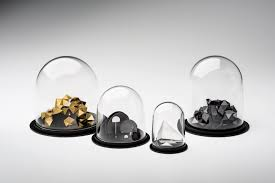 a tale of two cities two young n jewellers make their jessamy pollock 2015 miniature world series anodised aluminium sterling silver blown glass acrylic rare earth magnets inside dome structures