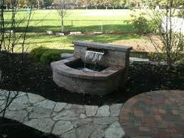 home decor impressive photo: decor of patio water features backyard decor plan water feature in park ridge il patios amp