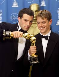 work harder do what others won t work smarter ongoing ben affleck and matt damon oscar winners for screenplay good will hunting
