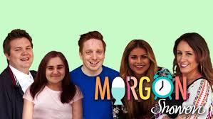 Morgonshowen | <b>Barnkanalen</b>