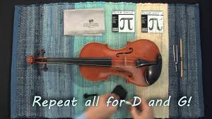 How To Change Your <b>Violin Strings</b> Like A <b>Professional</b>! - YouTube