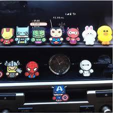 7cm <b>Cute</b> Expression <b>Car Decoration Car</b> Ornament Cartoon Doll ...