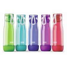Zoku Everyday Sports <b>Bottle</b> - shock proof suspended <b>glass core</b>
