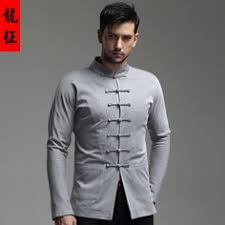 <b>Chinese style Flax summer</b> pants embroidered yarn men's shirt ...