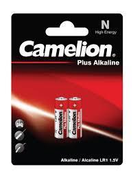 <b>Батарейки</b> LR1-BP2, LR1 N, 2шт. <b>Camelion</b> 8744120 в интернет ...