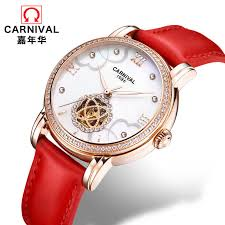 Original CARNIVAL Fashion Men Watch Top brand <b>Multifunction</b> ...