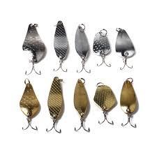 <b>1шт Hengjia</b> металла рыбалка ложки заманить Multy тип для ...