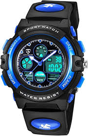 <b>Watches</b>,Kids <b>Watches</b>,Boys Teenagers Digital <b>Outdoors Sport</b> ...