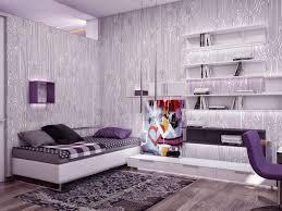 room purple wallpaper interior design wall  attractive purple room color inspiration purple wallpaper with w